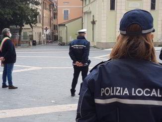 Controlli Coronavirus Polizia Locale di Loano