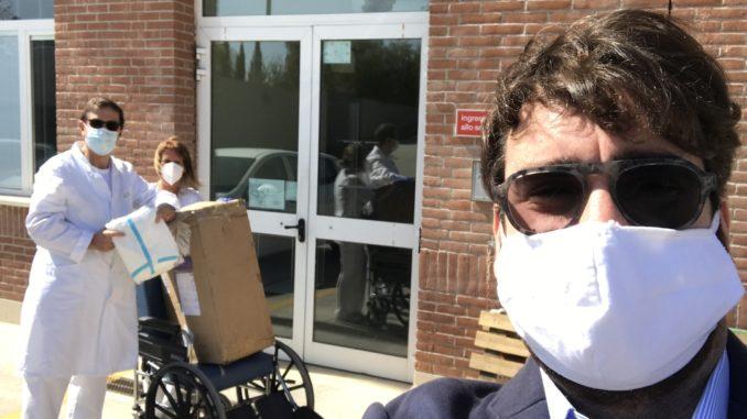 Donazione Ospedale Albenga Lions