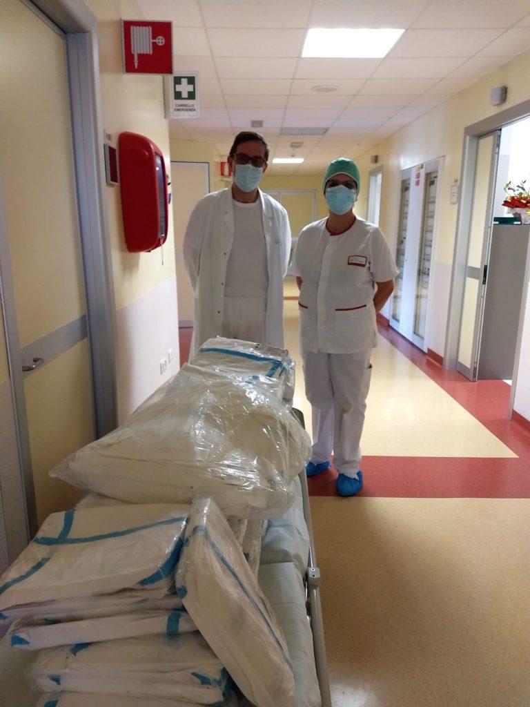 Donazione Ospedale Albenga Lions 03