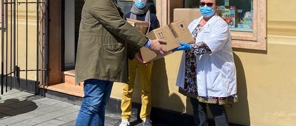 Donazione San Giovanni a Loano