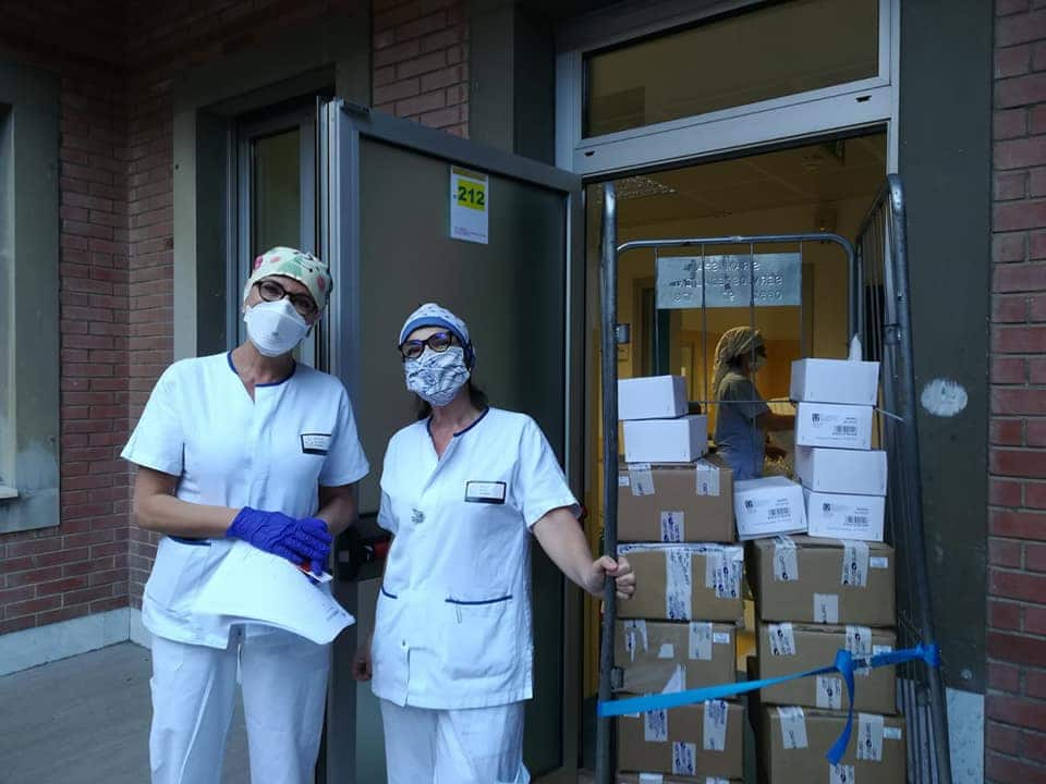 Donazzione associazione Chicchi di riso per Ospedale di Savona 02
