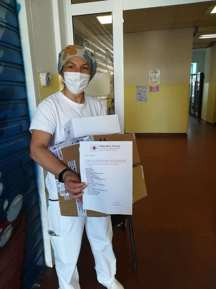 Donazzione associazione Chicchi di riso per Ospedale di Savona 04