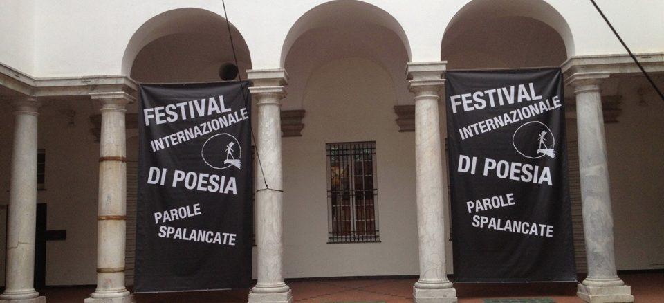 Festival poesia di Genova