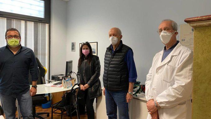 Foscolo e Ripamonti donazione mascherine