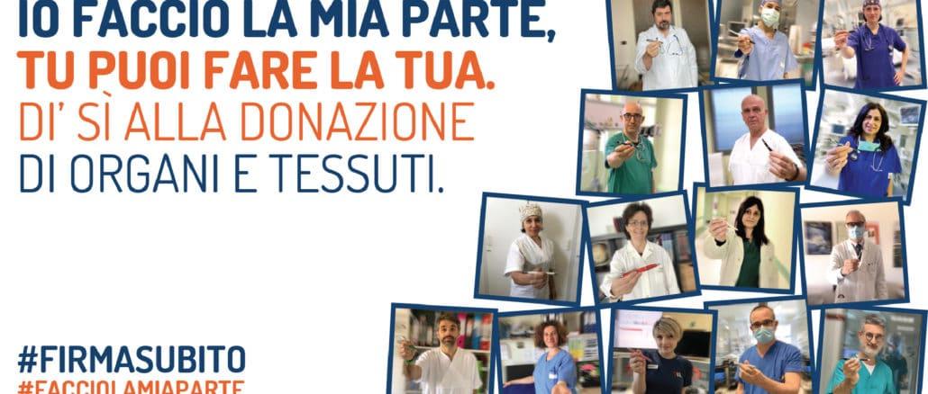 Giornata nazionale per la donazione e il trapianto di organi e tessuti