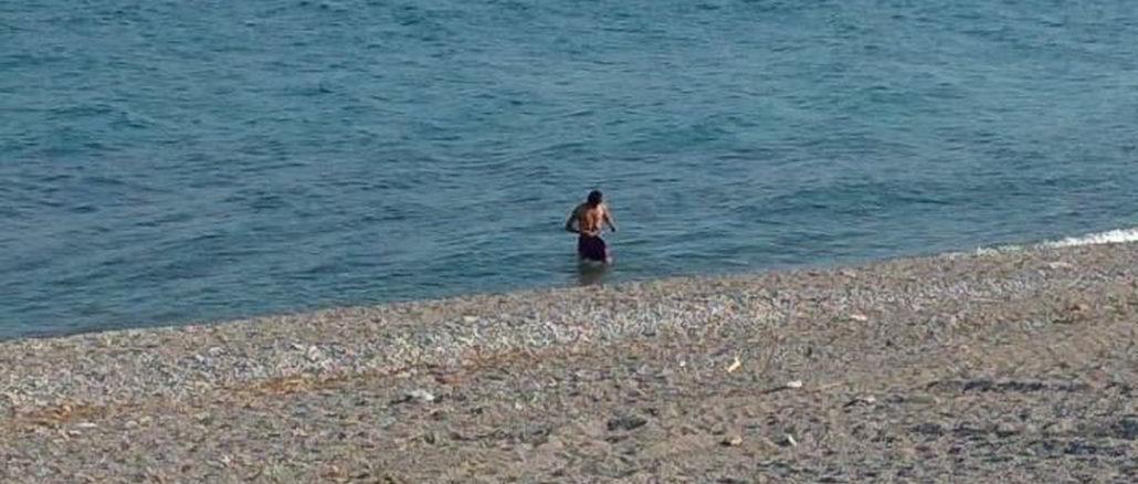 Multa Spiaggia a Loano