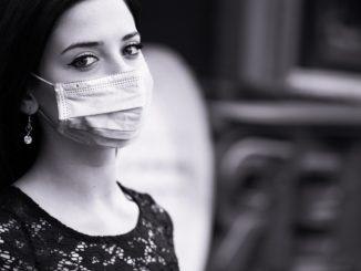 Protezione mascherina