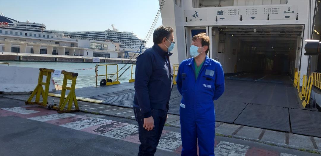 Sopralluogo Nave ospedale Genova 02