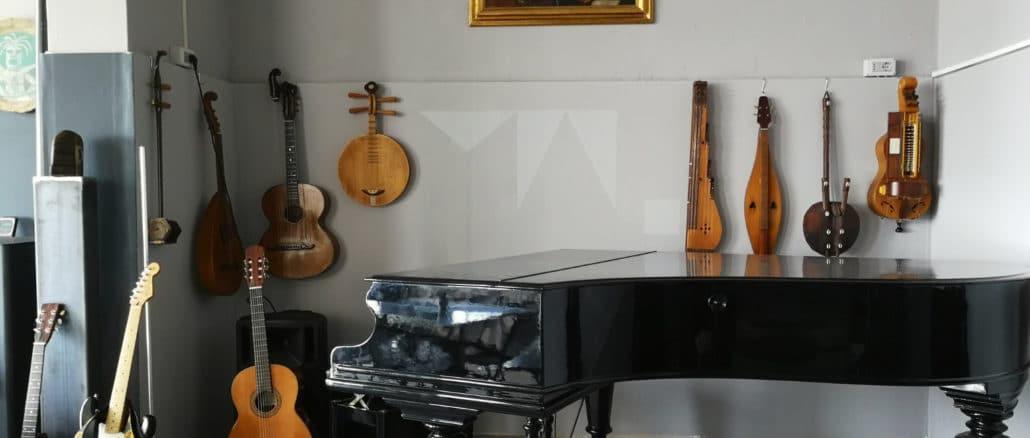 Strumenti musicali Tribaleglobale