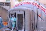 GAslini di Genova Triage paziente sospetto COVID 19