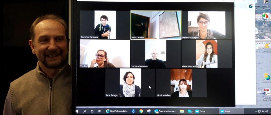 Videoconferenza Edilizia Loano
