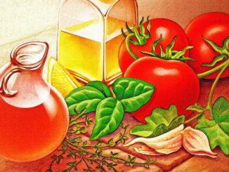 cibo italiano Liguria