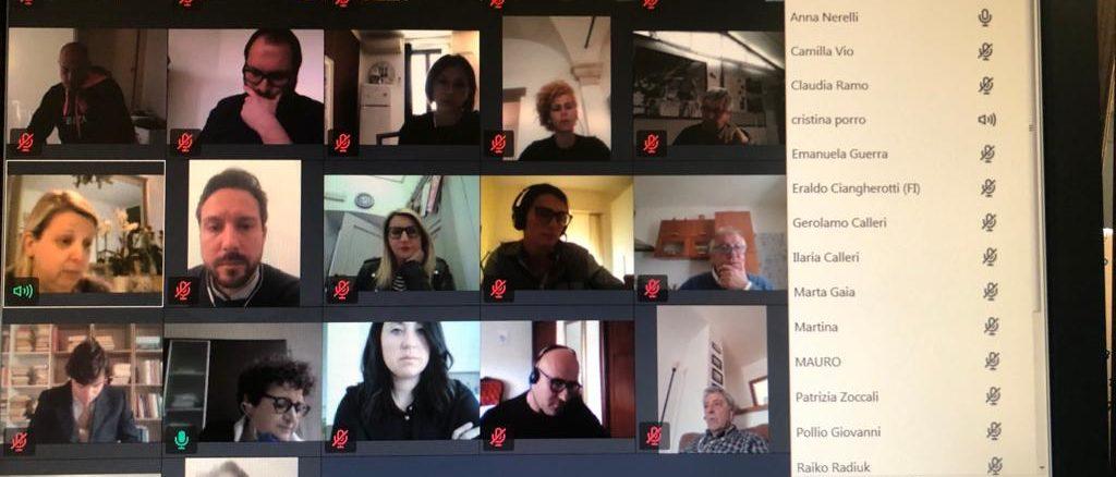 Consiglio comunale di Albenga in videoconferenza