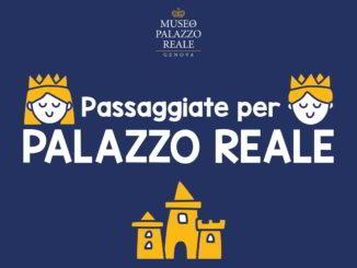 passeggiate per Palazzo Reale a Genova