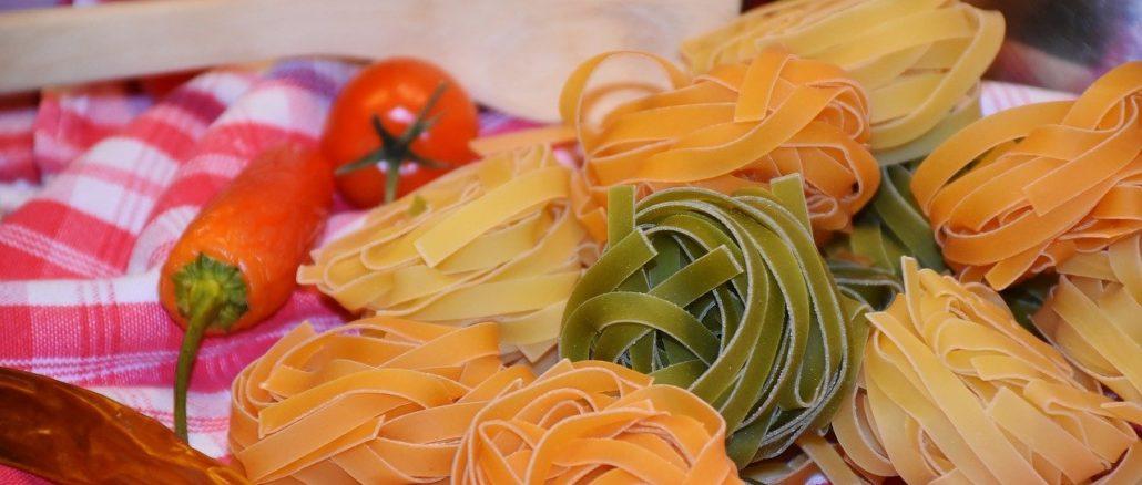 pomodori tagliatelle