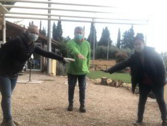 uniti si vince Antonio Tamara e Giulia