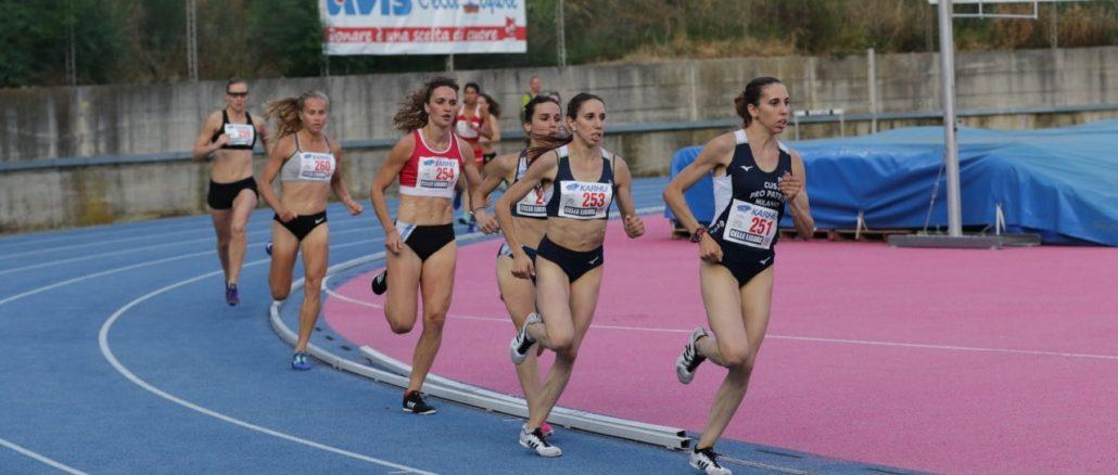 Meeting atletica a Celle Ligure
