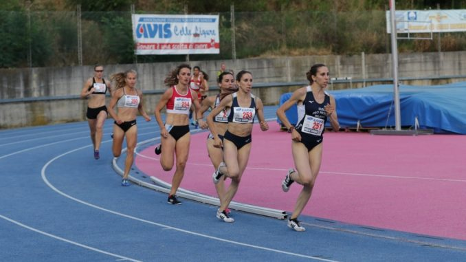 Meeting atletica a Celle Ligure