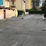 Ad Albenga segnaletica orizzontale peter pan