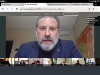 Stefano Mai in videoconferenza