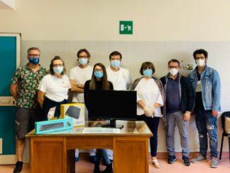 Donazione Unità Spinale Ospedale di Pietra Ligure
