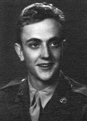 Kurt Vonnegut US Army portrait