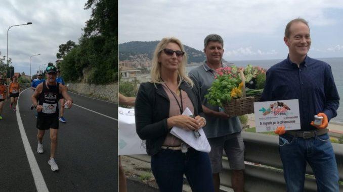 Marcia Liguria ad Andora