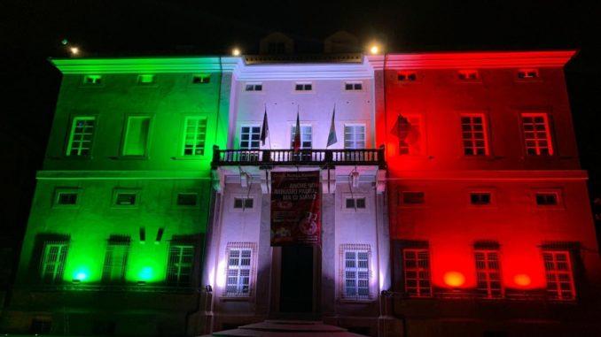 Tricolore Loano a Palazzo Doria