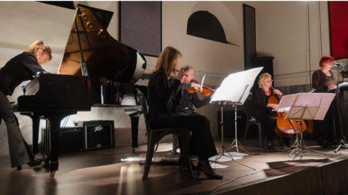Umbria Ensemble e Lucilla Galeazzi