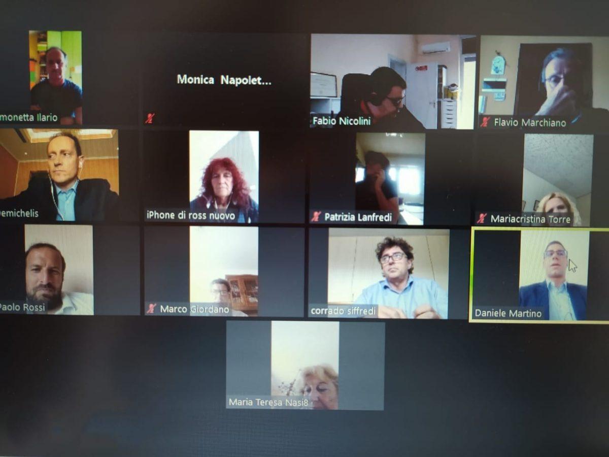 Andora Consiglio Comunale in videoconferenza