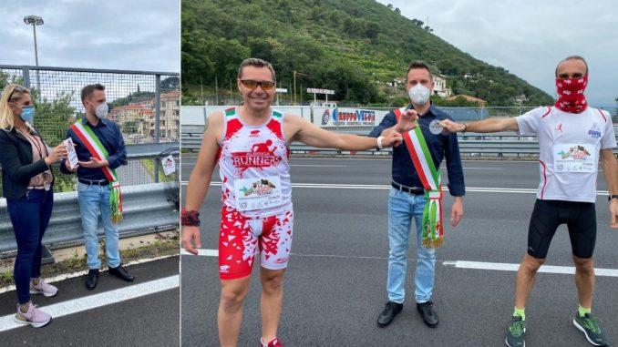 maratona la liguria ricomincia di corsa ad Albenga