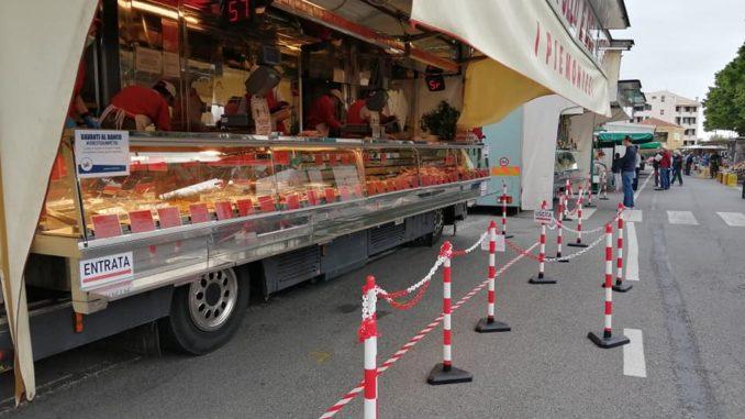 Mercato settimanale Albenga