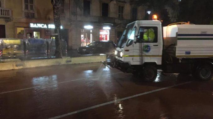 sanificazione ad Albenga
