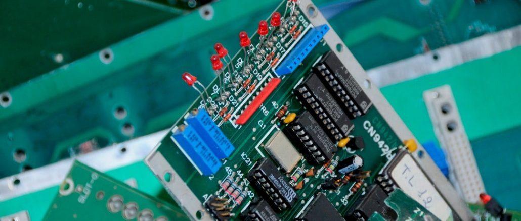 Scheda elettronica