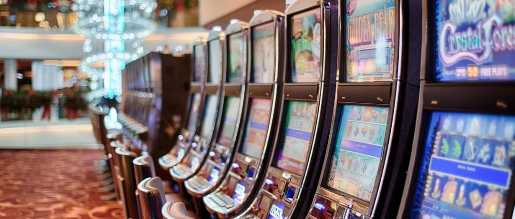 slot sala gioco