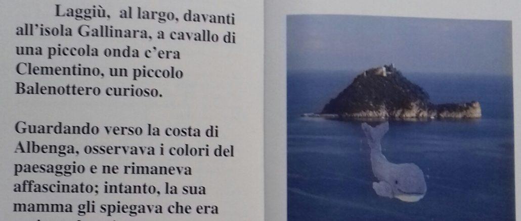 Albenga – il Balenottero Clementino