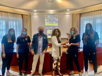 Assessore Regione Liguria Ilaria Cavo - PSA Olympia Voltri Volley