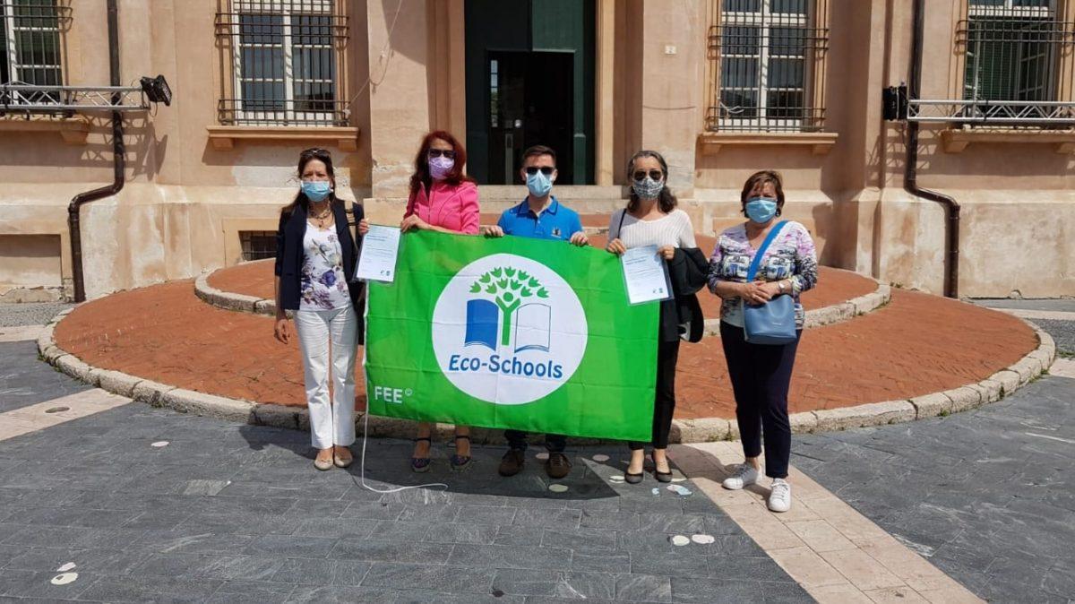 Bandiera Verde Stella Stellina - Loano