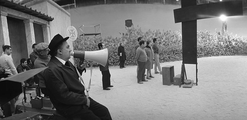 Fellini Built A Set At His Expense a