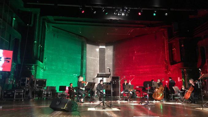Festa della Repubblica al Teatro Nazionale di Genova