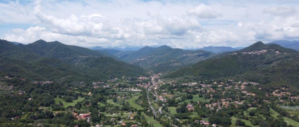 Garlenda panoramica