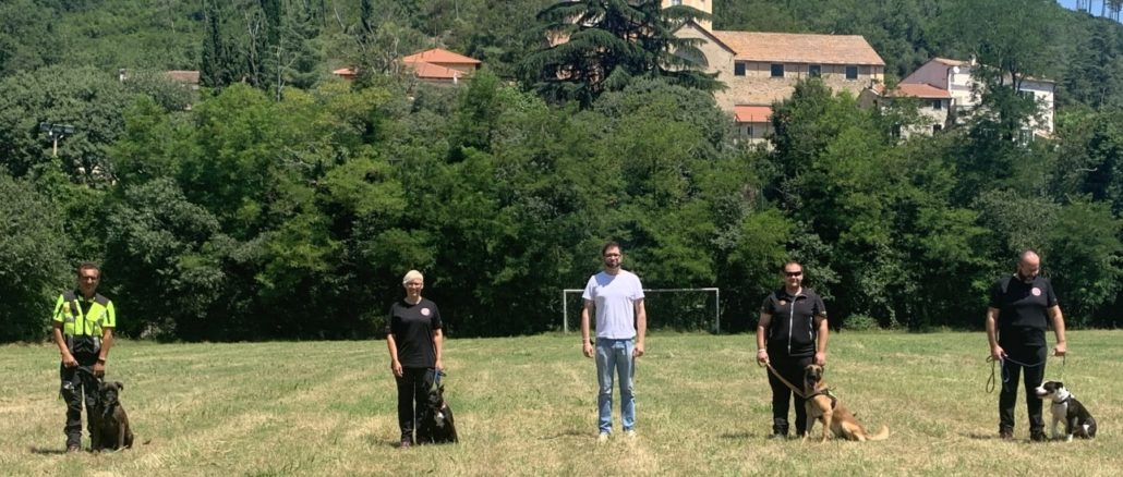 Gruppo Soccorso Cinofilo Liguria