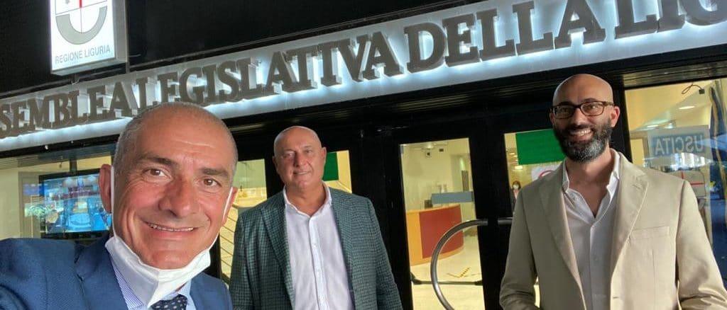 Liguria Popolare -Andrea Costa Vittorio Mazza Gabriele Pisani