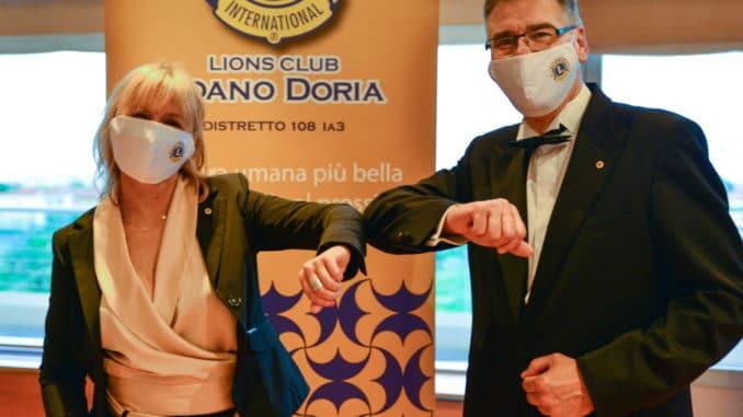 Lions Club Loano Doria - Luana Isella e Giacomo Piccinini
