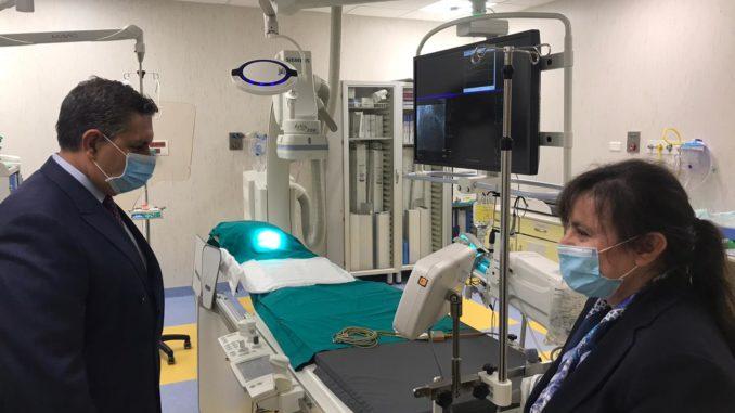 Nuovo Angiografo Santa Corona di Pietra Ligure