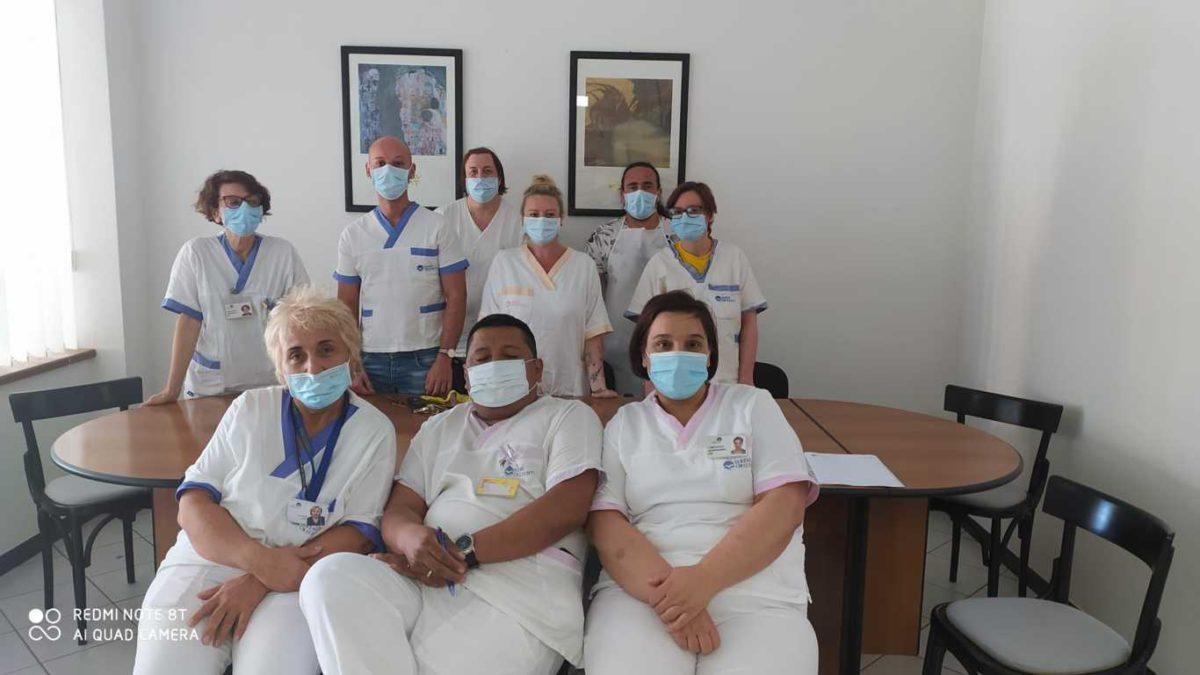 RSA Calice Ligure Oss e infermieri