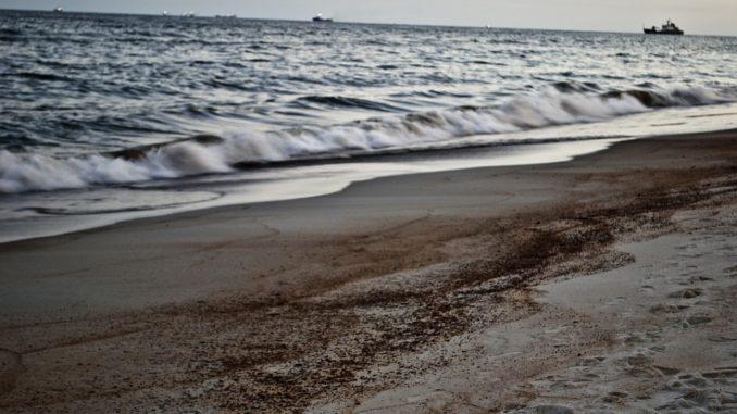 Spiaggia navi