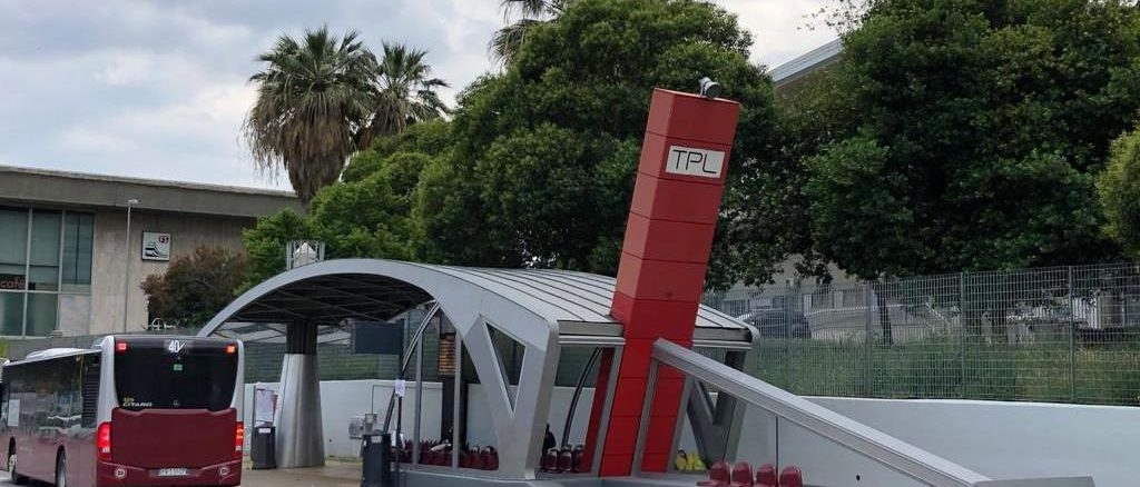 Tpl - Stazione bus Savona