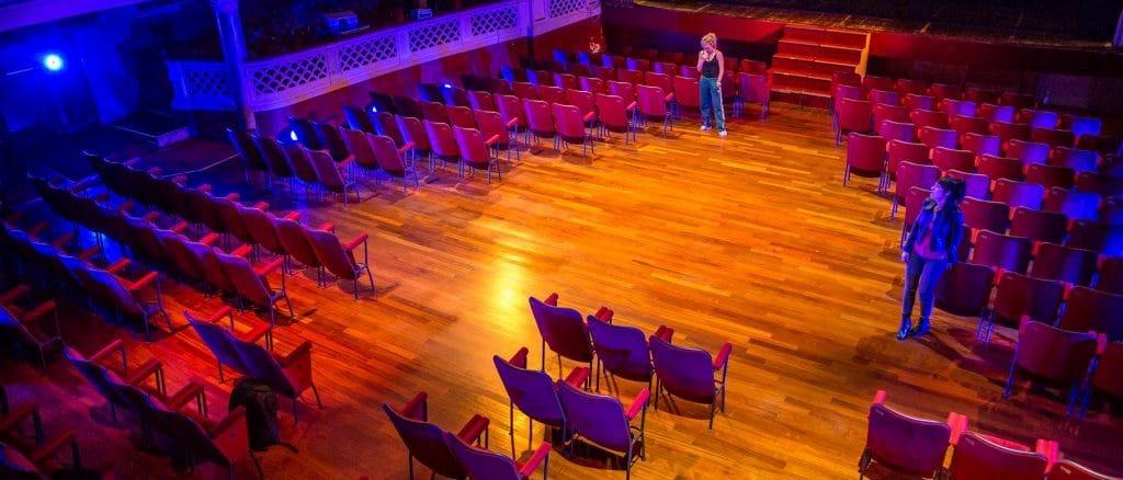 Teatro Nazionale di Genova - Prove al Modena 1 ph Patrizia Lanna
