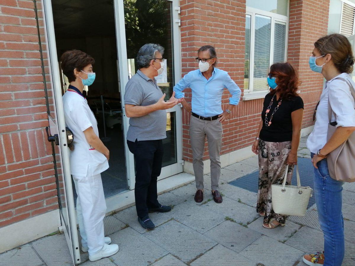 Visita al PPI Punto Primo intervento Albenga 2